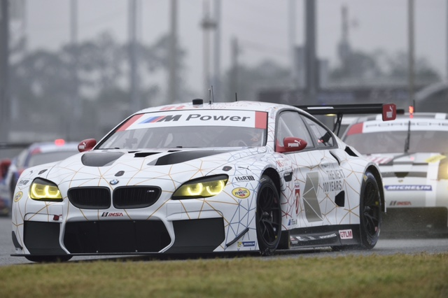 BMW Team RLL Qualify New M6 GTLM Racing Cars 3rd and 6th for 54th ...