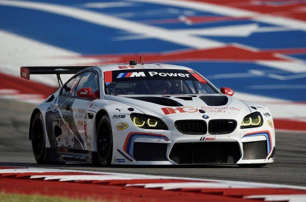 BMW Team RLL - Lone Star Le Mans - Qualifying