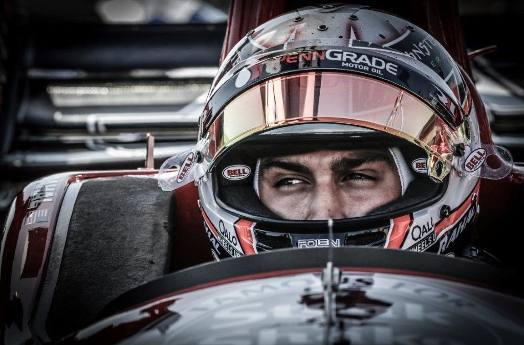 Rahal Earned His Top Start of the Season with Fifth for the