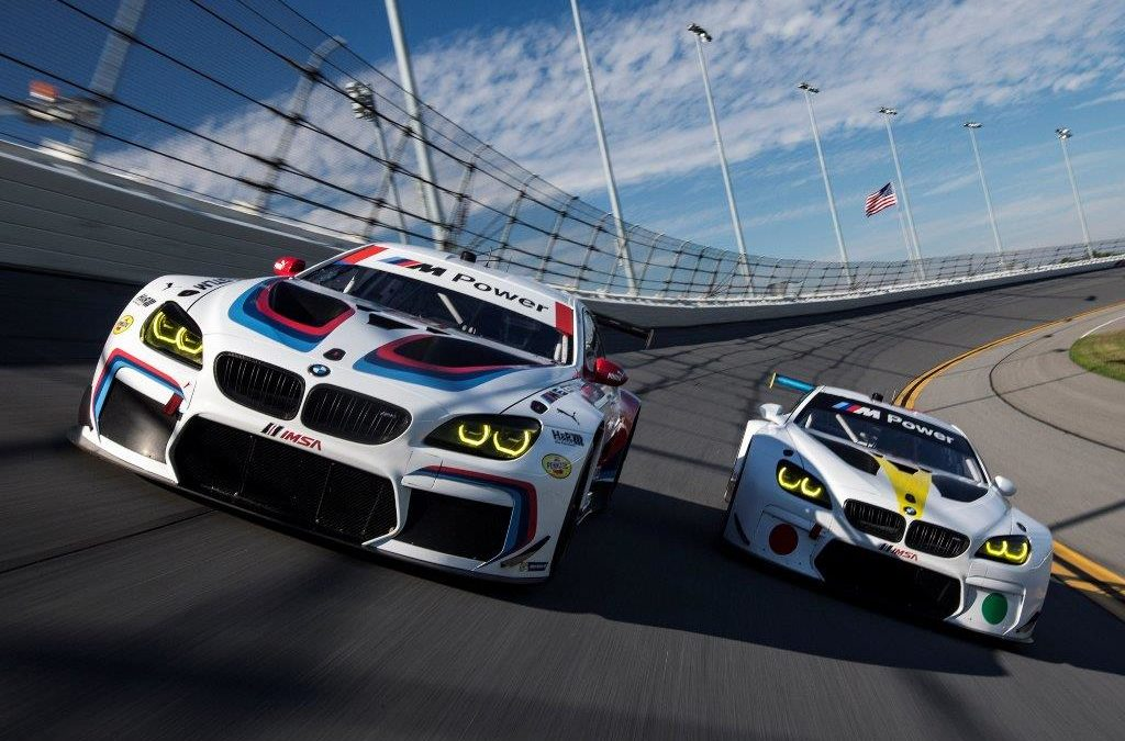 BMW Team RLL Kicks Off 2017 Season In Daytona; The 19th Art Car Will  Feature In The 55th Rolex 24   Rahal Letterman Lanigan