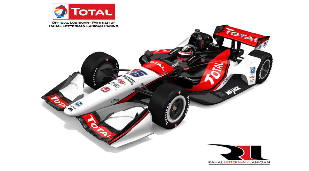 Total Quartz Named Official Lubricant Partner Of Rahal