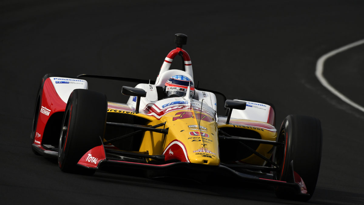 Sato Rahal And King Qualified For The 103rd Indianapolis
