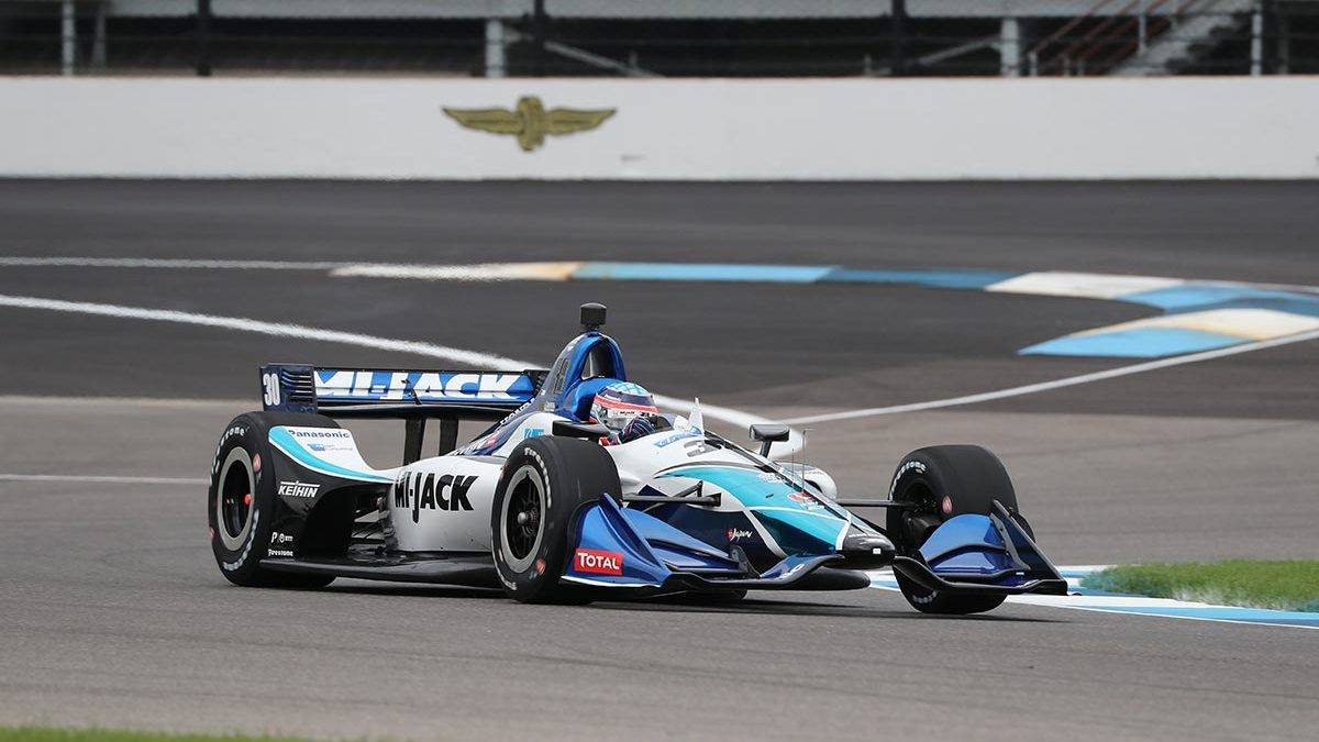 After Strong Performances on the Road and Street Courses, Rahal and