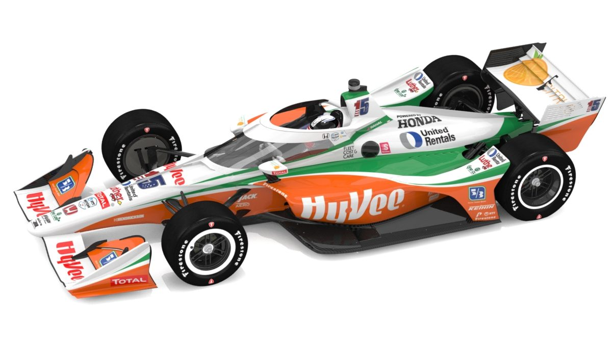 Is Hyvee Open Christmas Day 2020 Hy Vee to Be The Primary Sponsor for Graham Rahal's Entry at Iowa
